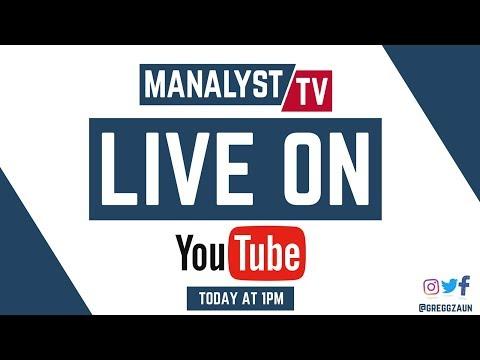 Manalyst TV Live 2