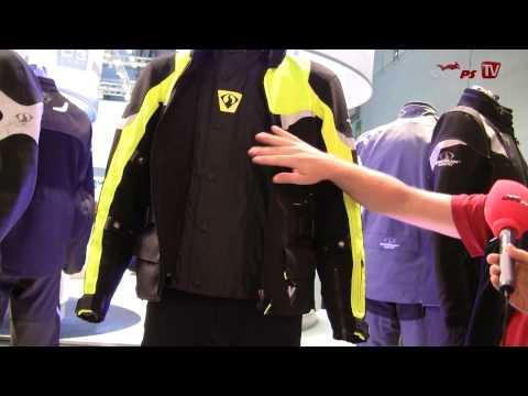 Stadler Motorradbekleidung 2013 Intermot 2012
