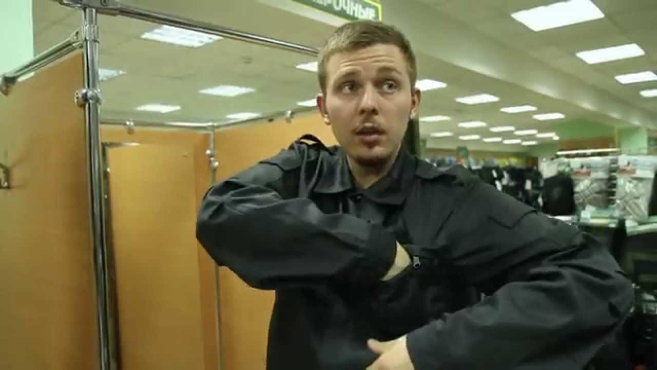 Тактическа летняя куртка Splav «Бекас» - YouTube