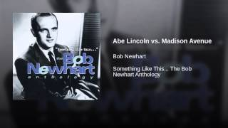 Abe Lincoln vs. Madison Avenue