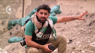FRONTLINE REPORT: Dodging ISIS snipers in Western Mosul.