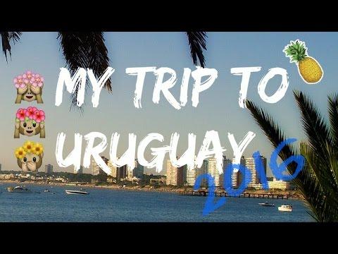My Trip To Uruguay 2016 (Punta del Este y Montevideo)