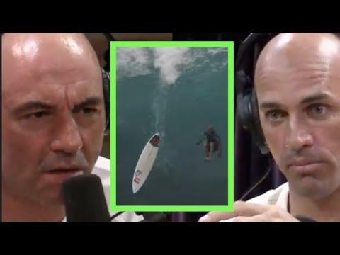 Joe Rogan Kelly Slater On Surfing Wipeouts Youtube