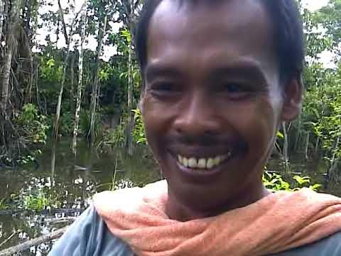 Mancing Ikan Dipedalaman Kalimantan Selatan (alamunda KM 18)