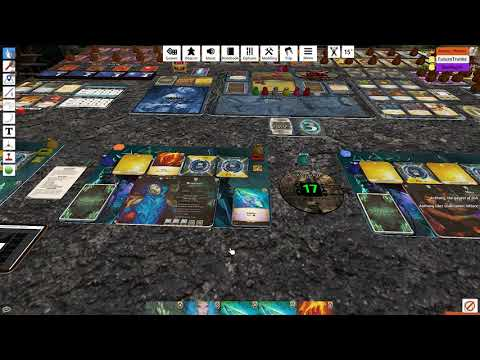 3 Mexicans play Aeons End |