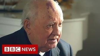 The former Soviet leader Mikhail Gorbachev full interview  - BBC News