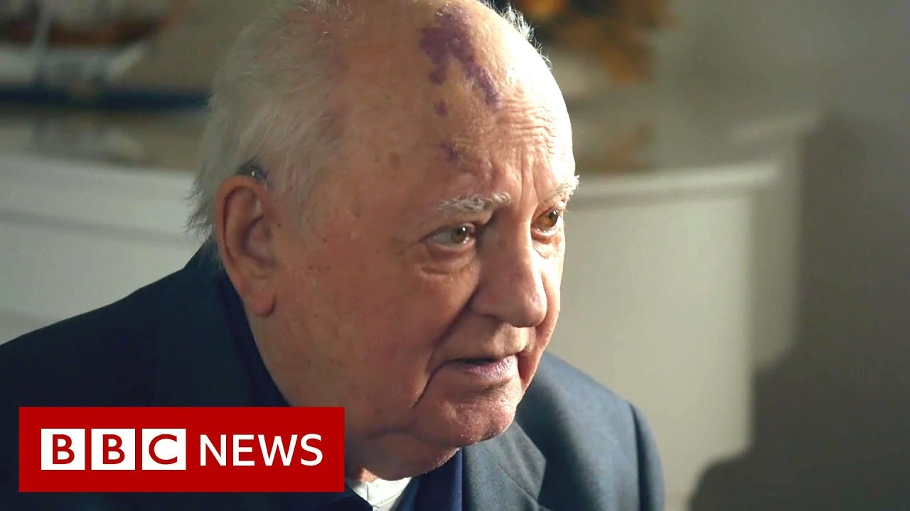 The former Soviet leader Mikhail Gorbachev full interview  - BBC News