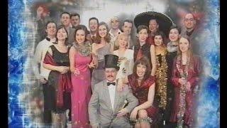 Поздравление ведущих 7 канала с Новым годом (Харьков, 2003 год)(Поздравление ведущих 7 канала с Новым годом (Харьков,