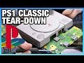 PlayStation Classic Tear-Down & Disassem