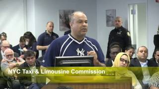 HOURS OF GUT WRENCHING NYC TLC DRIVER/OWNER TESTIMONY - APRIL 6th,  2017