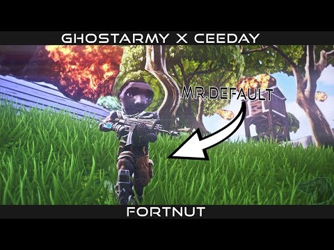 This is what happens when a small YouTuber Makes a Fortnite Video inspired by Ghost Army and Ceeday.