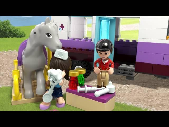 Lego Friends Nhltvnet