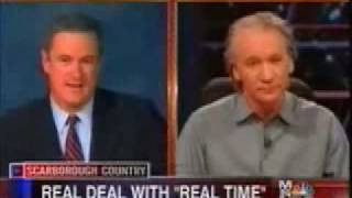 Bill Maher lays waste to Religion