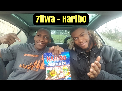 7LiwA - Haribo Reaction
