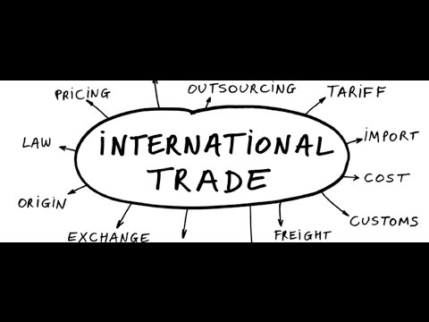 Foreign Exchange Market Assists International Trade And Investments - Learn To Trade Forex Online
