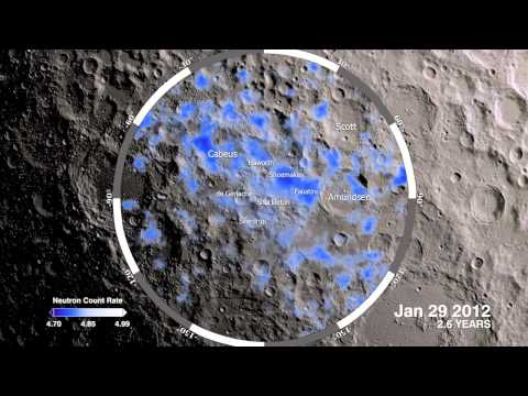 NASA | Water on the Moon
