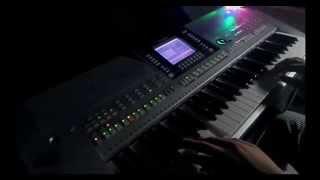 Organ Nơi ngọn gió dừng chân - Yamaha PSR S710