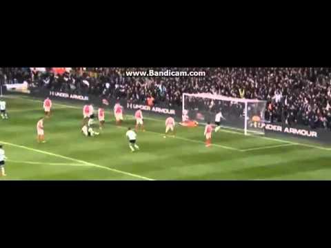Download Toby Alderweireld goal 1-1 Tottenham hotspur vs Arsenal all goals and highlights