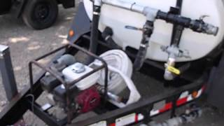 Wylie Water Wagon review and walk around