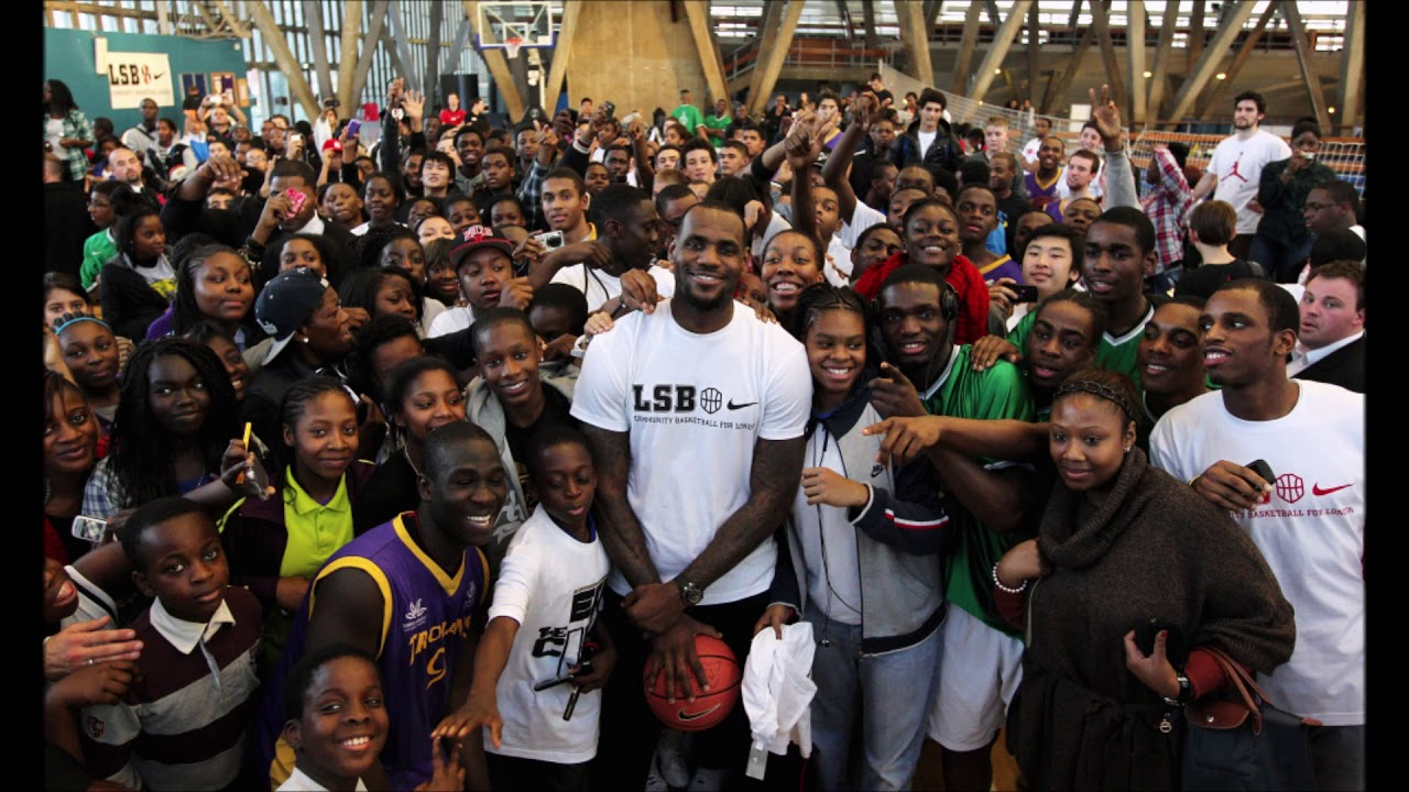 Lebron James Opens The I Promise School In Akron