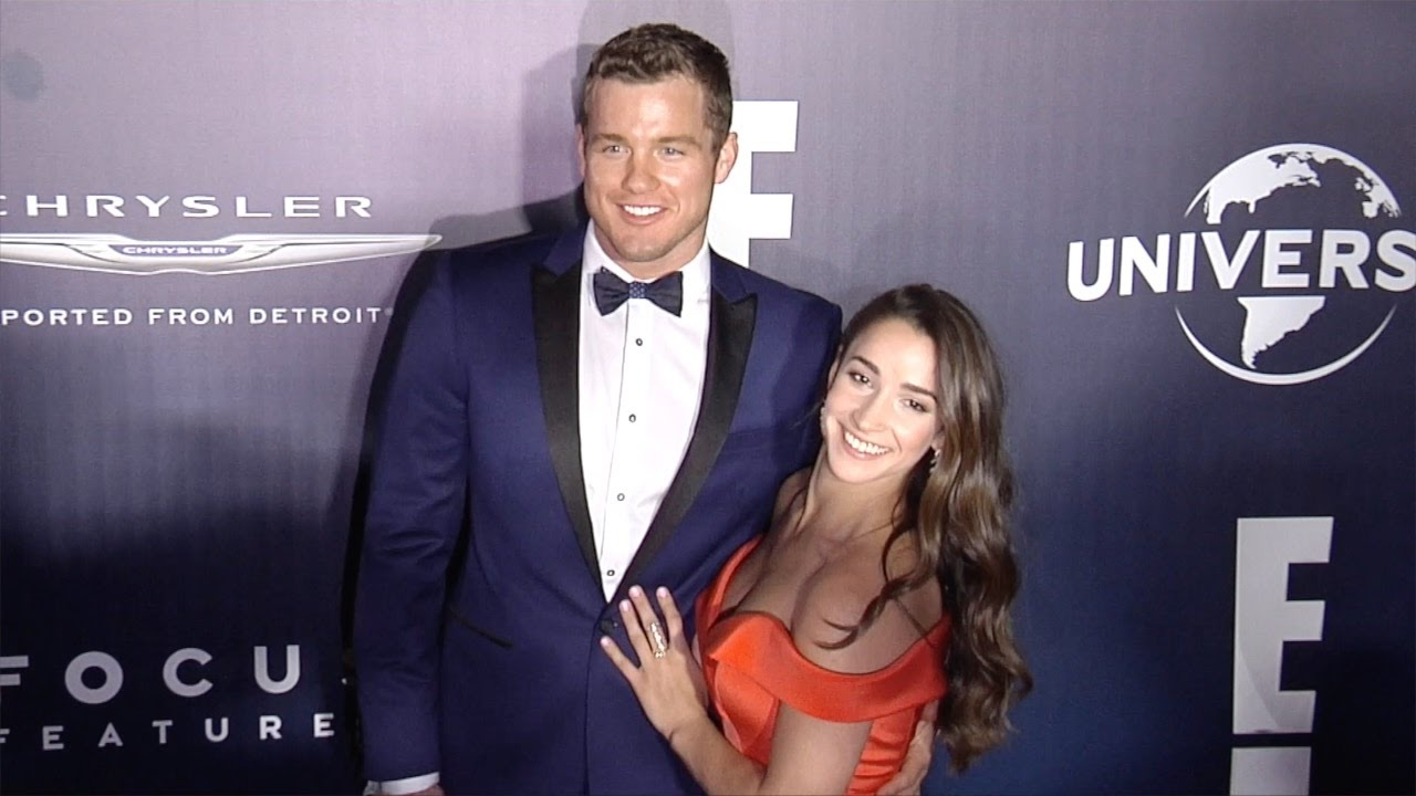 Colton Underwood And Aly Raisman Daughter Net Worth Salary