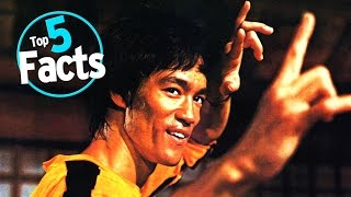 Top 5 Legendary Facts About Bruce Lee
