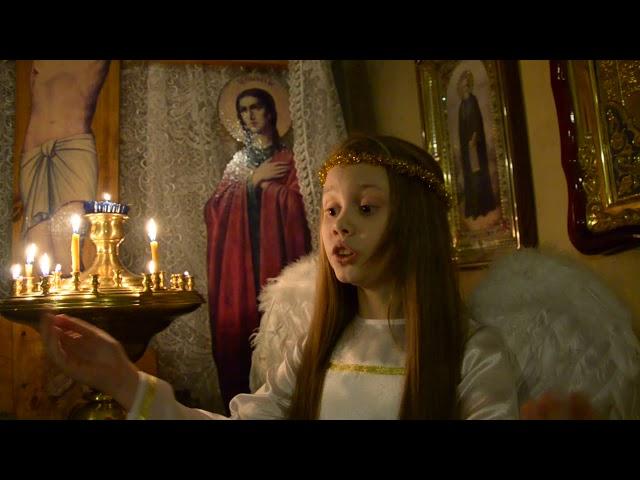 Изображение предпросмотра прочтения – ВикторияЧернышова читает произведение «Девушка пела в церковном хоре» А.А.Блока