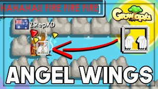 Angel Wings SCAM FAIL! - Growtopia