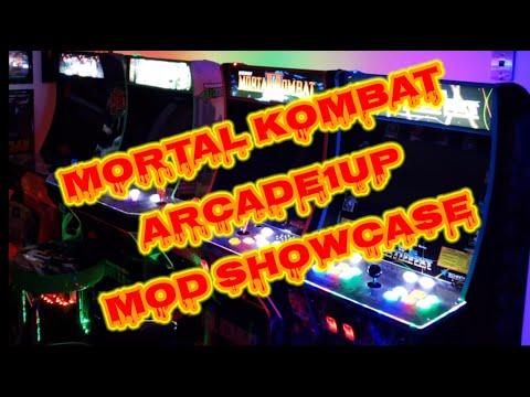 Mortal Kombat Arcade1up Upgrade Mod (2021 Updated) from Vaux Talks