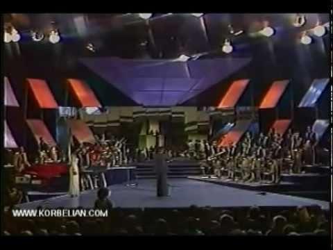 """Оркестр К. Орбеляна в """"Останкино"""" (1982)"""