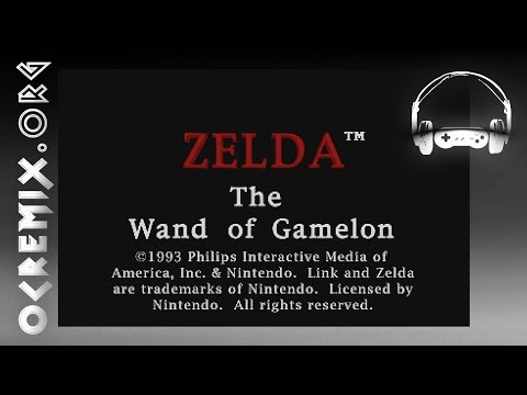 """Zelda: The Wand Of Gamelon OC ReMix By Hylian Lemon: """"Only Link Can Do The Duck Walk"""" (#3695)"""