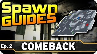 Spawn Guides | Ep. 2 - Comeback (How Spawns Work in Advanced Warfare)