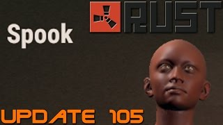 Rust Update 105 - Female Characters - New ProcGen Map - Other Stuff