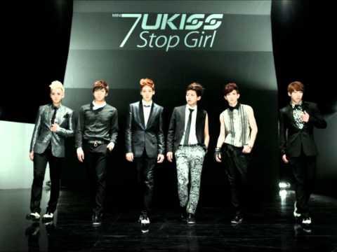 UKISS - Stop Girl mp3 audio