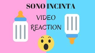 VIDEO REACTION : SONO INCINTA !