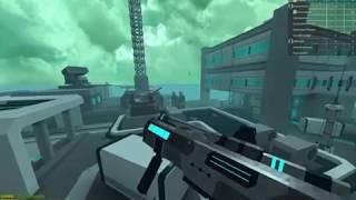 New futuristic FPS! (roblox Impulse)