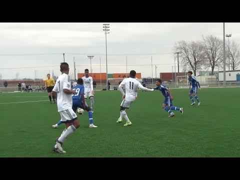 Montreal Impact Academy U14 vs Vancouver whitecaps Academy U14