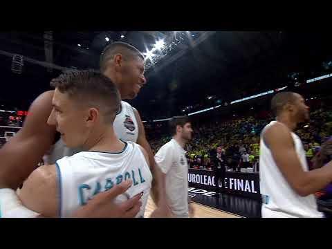 Real Madrid celebrations!