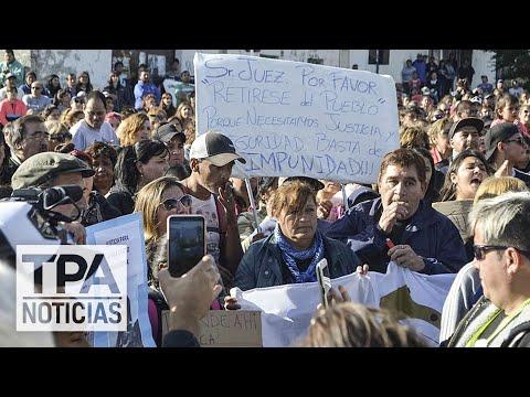 Crímen de Puerto Deseado: Cientos de personas reclaman el esclarecimiento del crimen | #TPANoticias