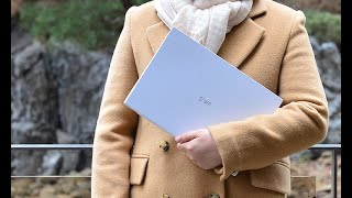 가격부담 줄인 최고급형 슬림 노트북, LG전자 2021…