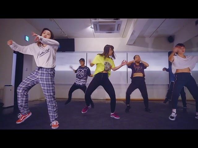 Tinashe - 2 On (Lyrics) / Choreography by Ko-sk