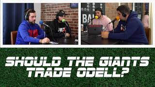 Should The Giants Trade Odell?