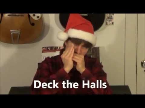 Harmonica harmonica tabs deck the halls : Deck the Halls played on Harmonica - YouTube