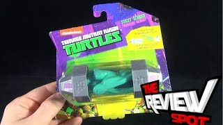 Toy Spot - Wicked Cool toys Teenage Mutant Ninja Turtles Sticky Slinger
