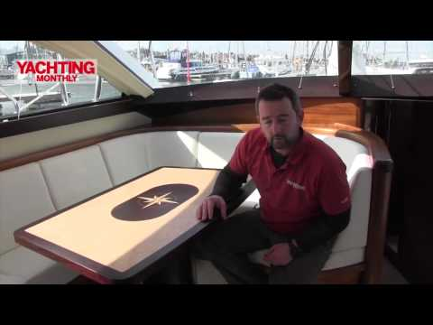 Yachting Monthly s Discovery 57 test