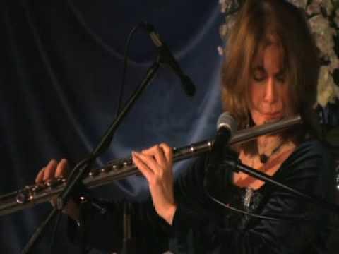 Andrea Brachfeld-Solo Jazz Flute