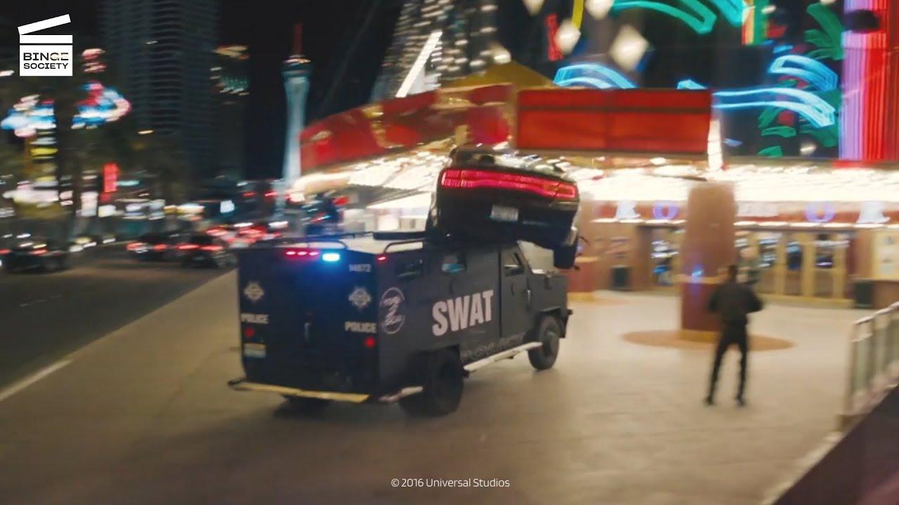 Download Jason Bourne: Vegas Chase HD CLIP