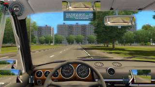 City Car Driving | Gameplay | Missions 1, 2 & 3 [1080p]