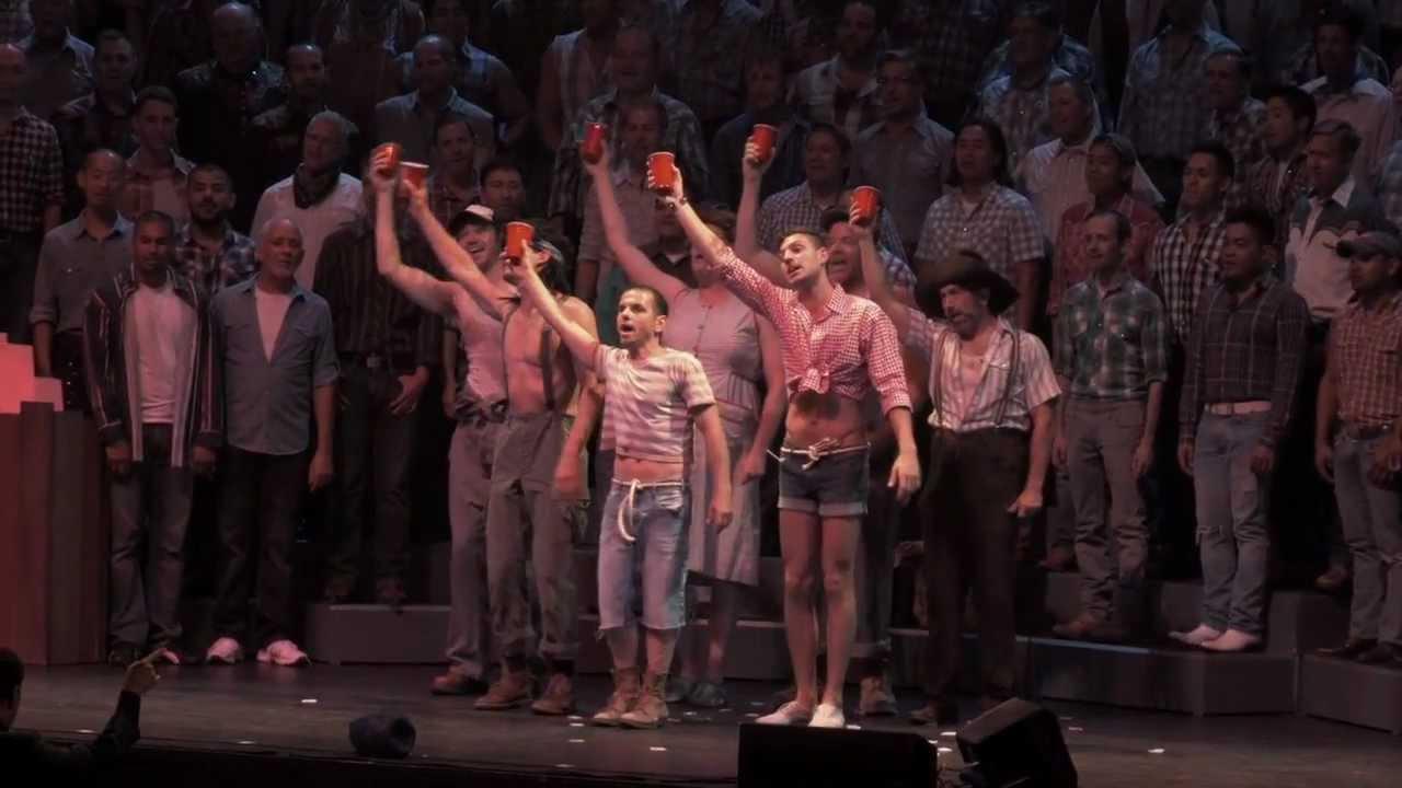 Angeles chorus gay los man