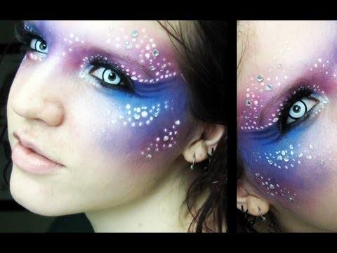 alien makeup  mugeek vidalondon